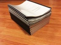 Dies sind die Dialogbücher für die ersten 15 Sprecherrollen.