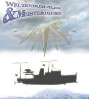 »Weltenbummler und Meisterdiebe« Titelbild